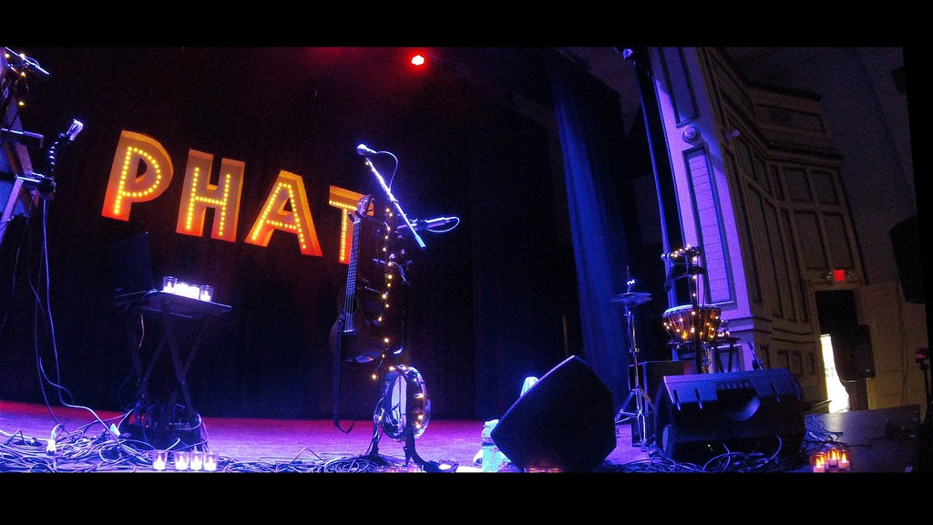 Phil Henry Acoustic Trio: PHAT LIVE Album and Concert Film project video thumbnail