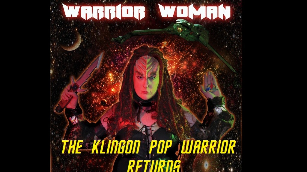 The Pop Warrior Returns with Fierce Warrior Songs! project video thumbnail