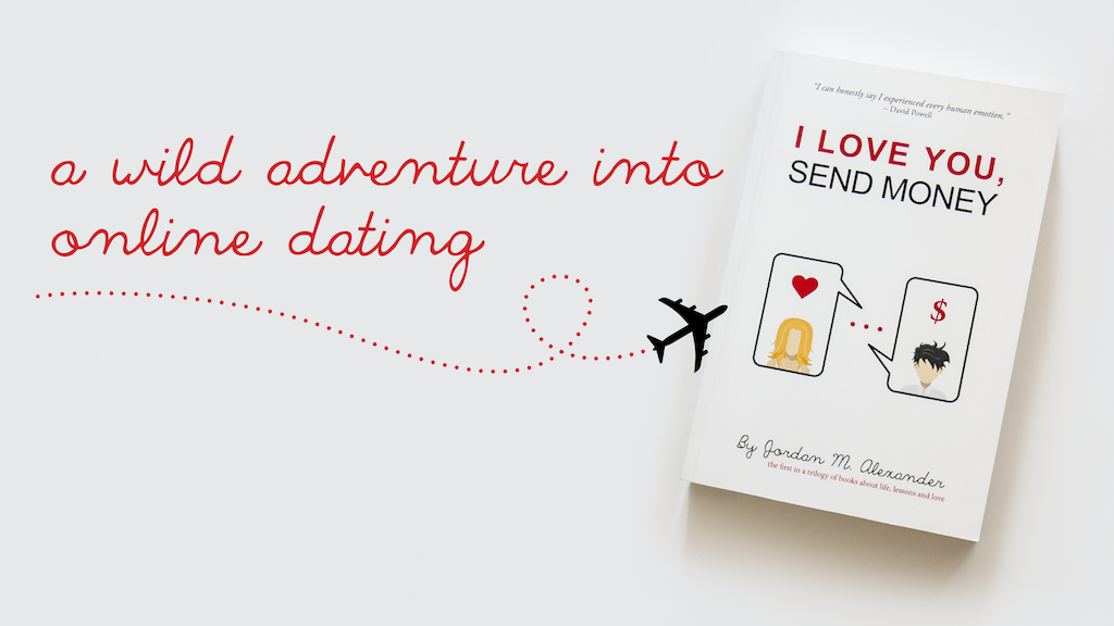 The Amazing Read – I Love You, Send Money – Travelling Books project video thumbnail