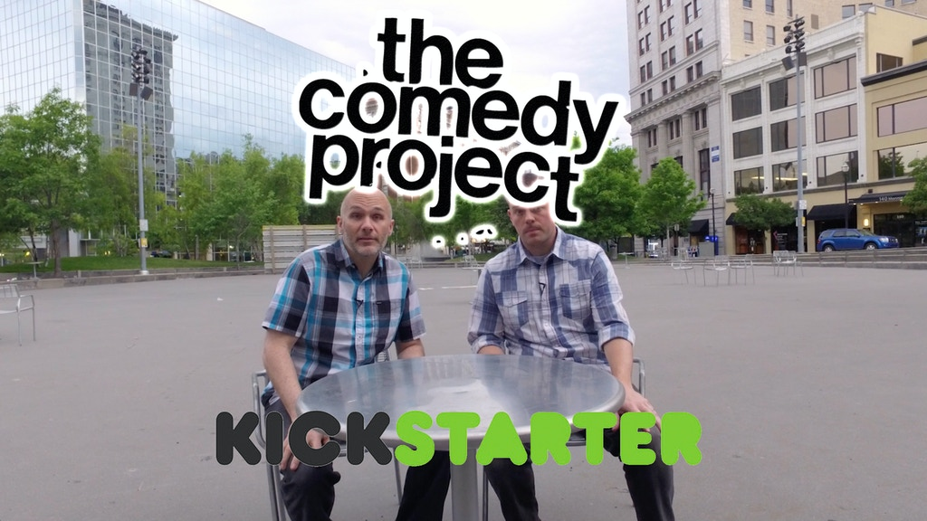 The Comedy Project project video thumbnail