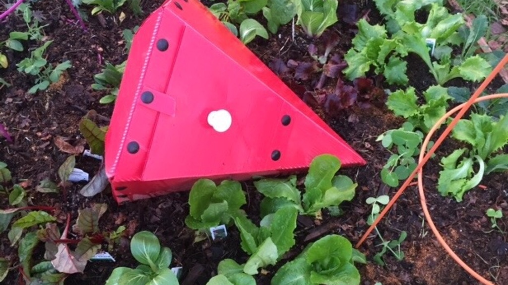 Ruby Origami Fertilizing Composter and Worm Factory project video thumbnail