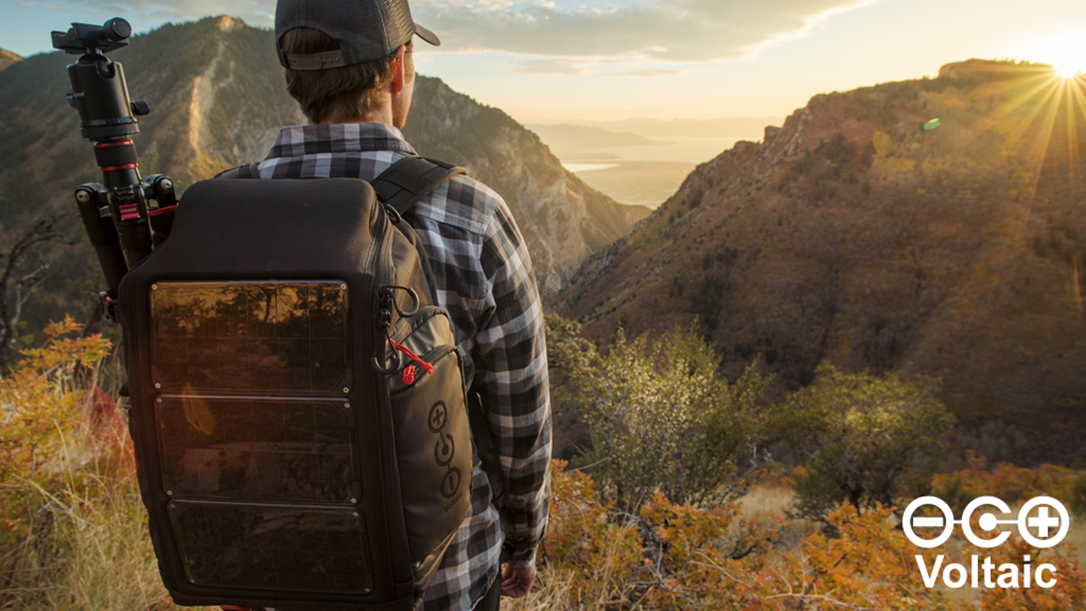 We've perfected our iconic backpack, providing portable power for photographers, travelers, and everyday explorers. Get yours today at voltaicsystems.com