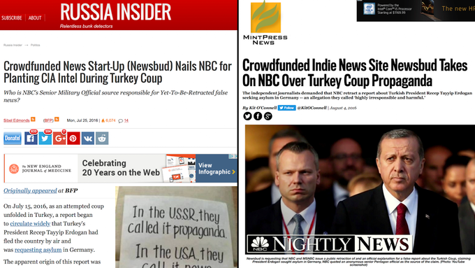 News Coverage of Newsbud Reporting