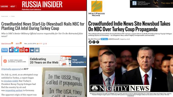 News Coverage of Newsbud Reporting