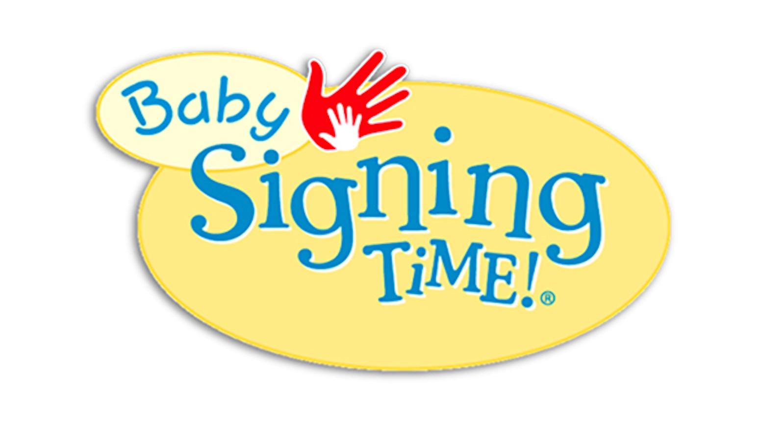 Baby Signing Time: Favorite Songs & Nursery Rhymes by Rachel Coleman ...