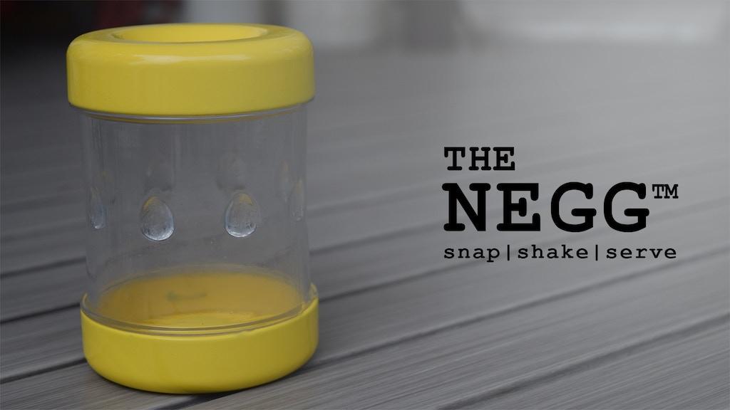 The Negg™ Maker: The World's Greatest Egg Peeler. project video thumbnail