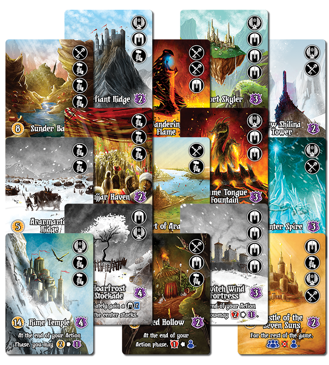 18 New Domain Cards