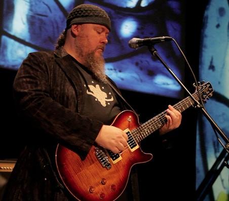 Frank Hart - Vocal, Guitars