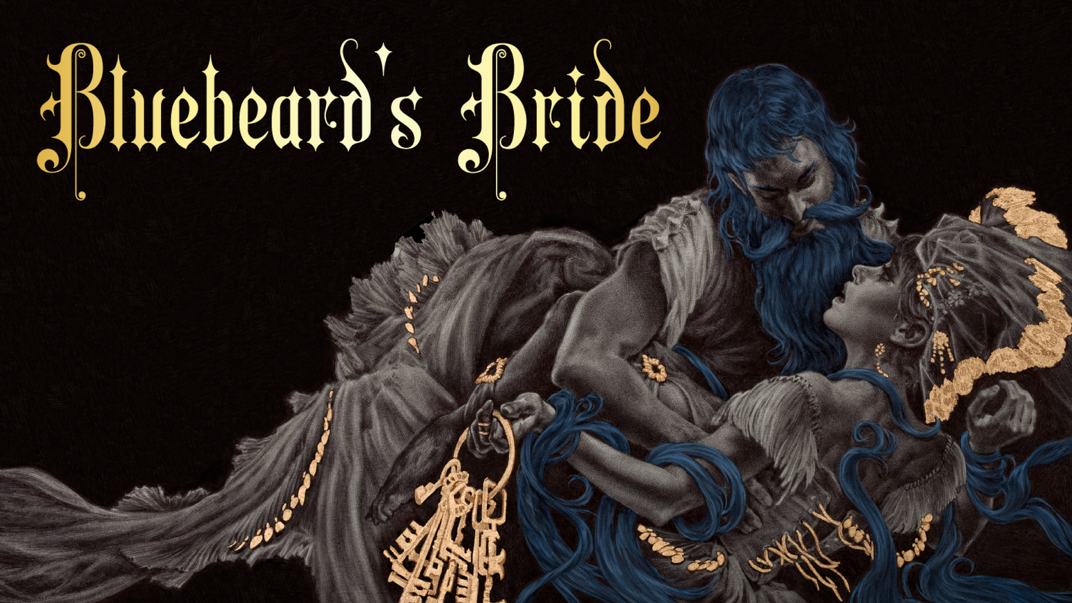 Bluebeard's Bride is a horror tabletop RPG in which you play aspects of the Bride's psyche investigating your husband's haunted manor.