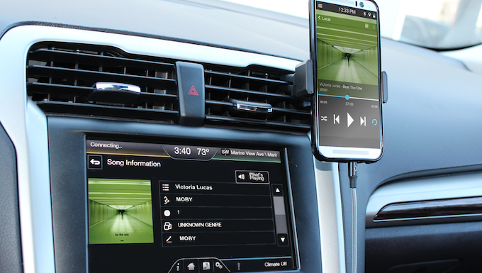 Wirelinq: a Smart Android USB Converter Cable for Car Music by GROM