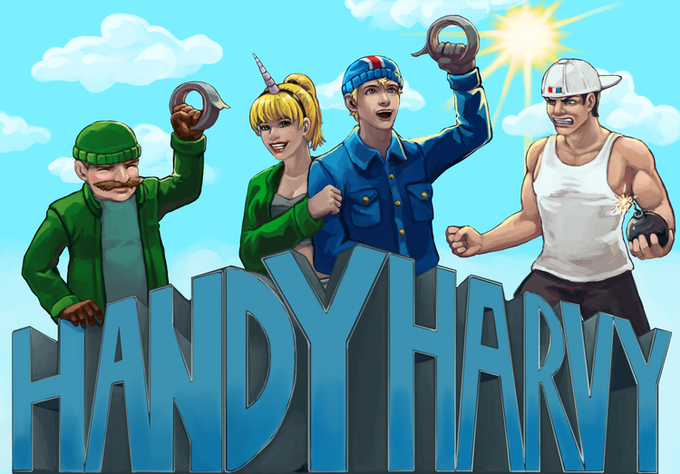 Handy Harvy