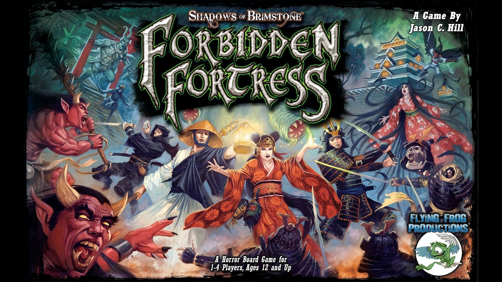 Shadows of Brimstone: Forbidden Fortress miniatura de video del proyecto