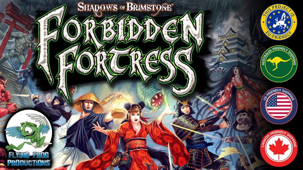 Shadows of Brimstone: Forbidden Fortress Project-Video-Thumbnail