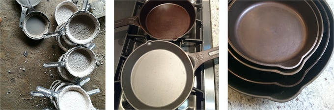 Marquette Castings: Superior Cast Iron Skillets by Eric