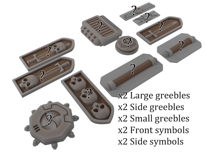 10 new greebles and symbols to put on your buildings