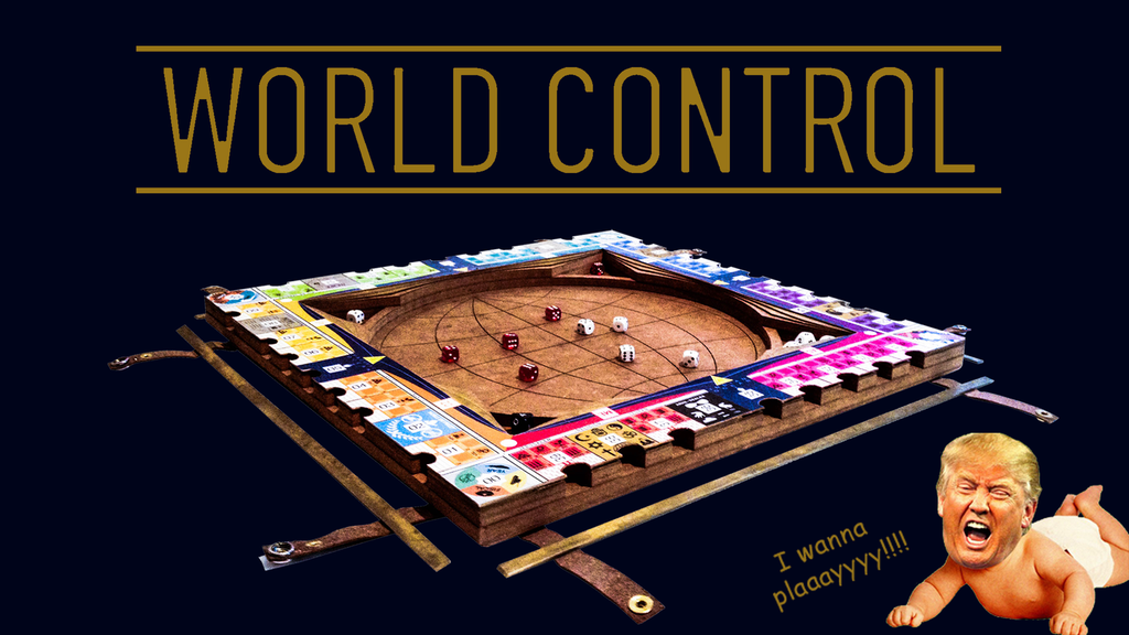 World Control - boardgame perfection project video thumbnail