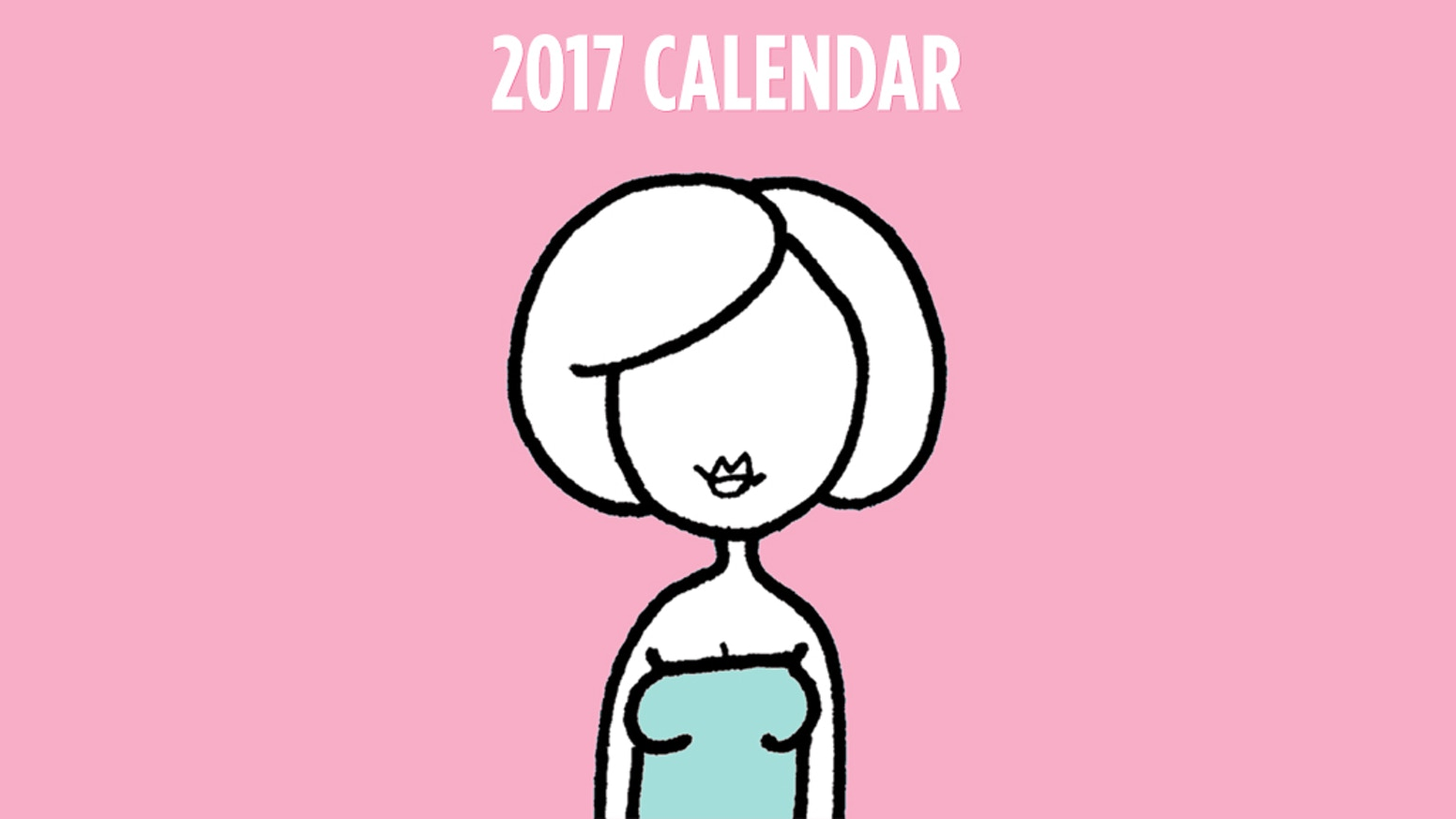 2017 calendar by everyday people cartoons by cathy thorne kickstarter