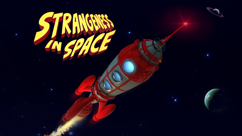 STRANGENESS in SPACE: Season One Finale project video thumbnail