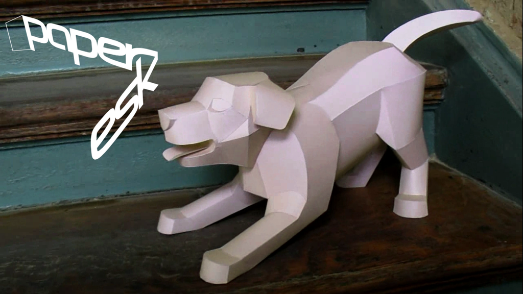 paperesk vol. 2 / new eye catching papercraft models project video thumbnail