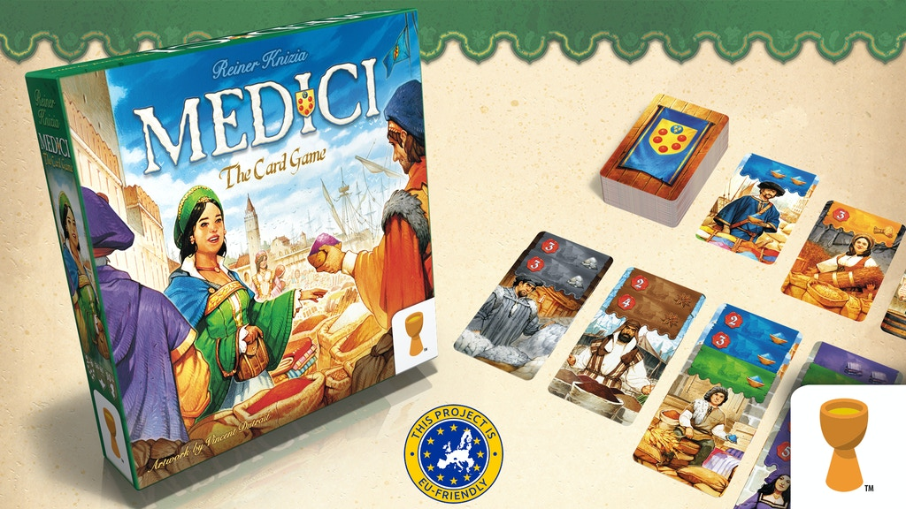 Medici: The Card Game project video thumbnail