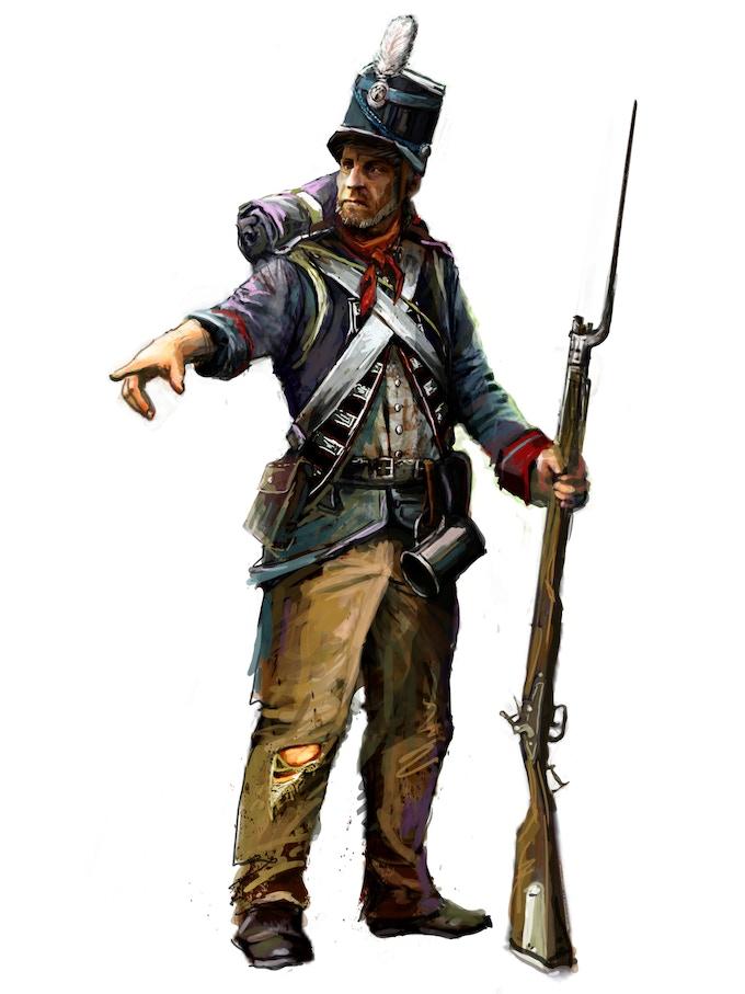 Adran Soldier