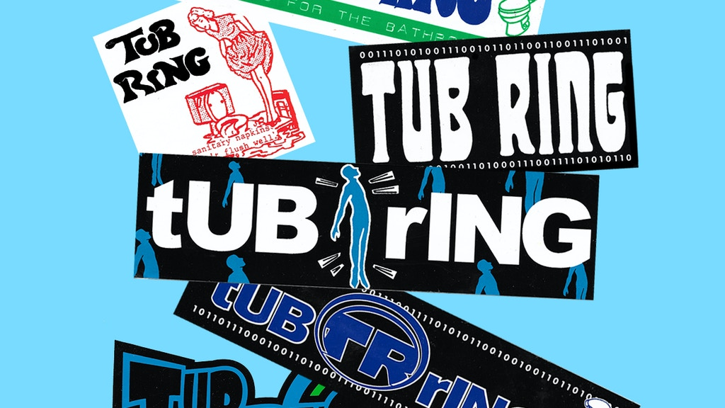 Tub Ring 'Best Of' Vinyl LP and New Digital EP project video thumbnail