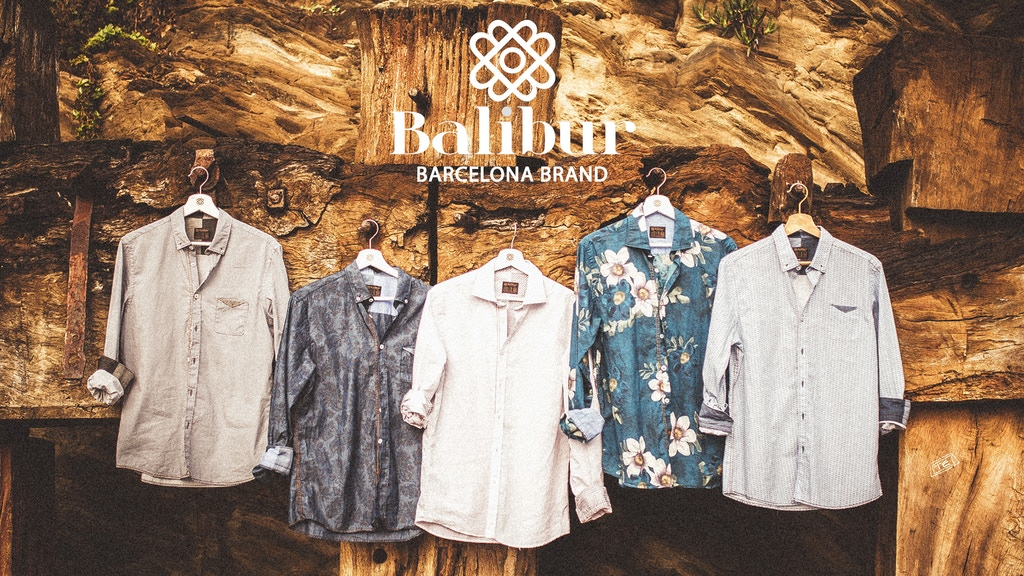 BALIBUR BCN / Exclusive & Limited Edition Shirts project video thumbnail