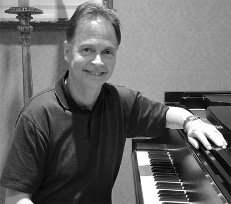 Rob Leslie - Piano & Keyboards