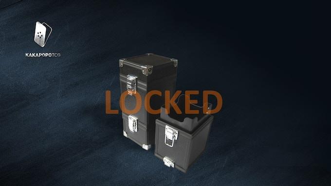 KM-T01 & Addon Module in Black (Unlocked for Stretch Goal 3)