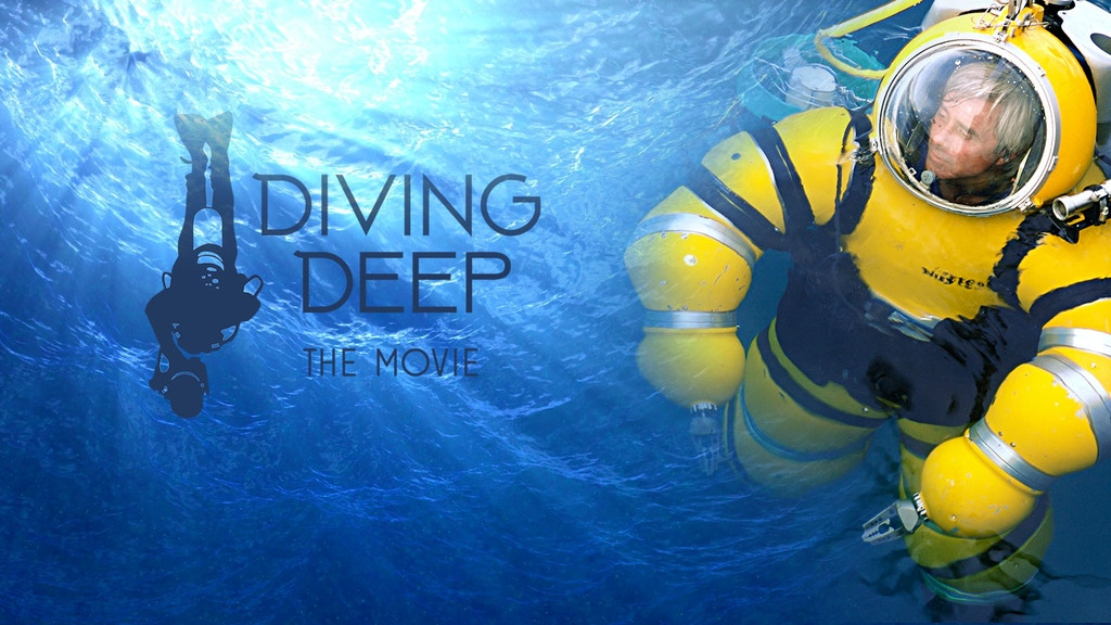 Diving Deep project video thumbnail