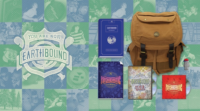 A box set of media celebrating EarthBound and the fans who have kept it alive!