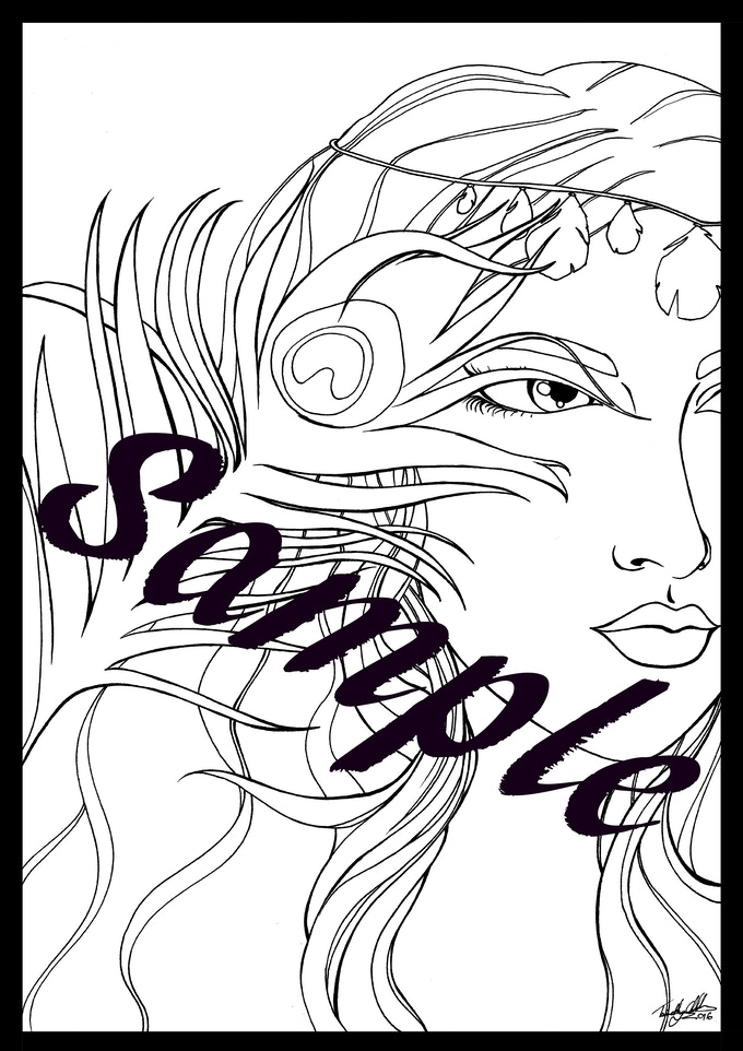 Wildest Dreams Colouring Book: 30 Page Coloring Book by