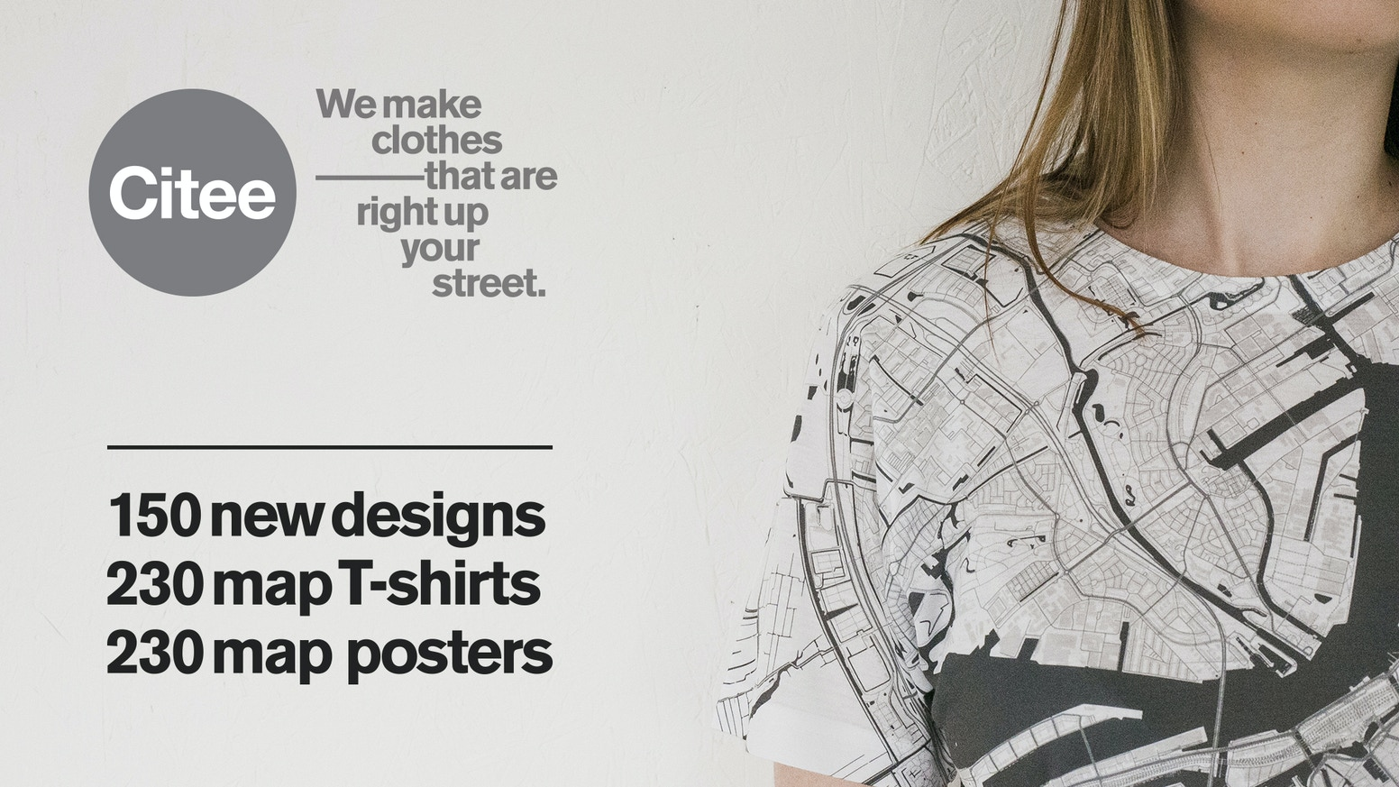 Citee map t shirts and map posters by alex szabo haslam kickstarter map t shirts and map posters showing detailed cities all over the world now gumiabroncs Images