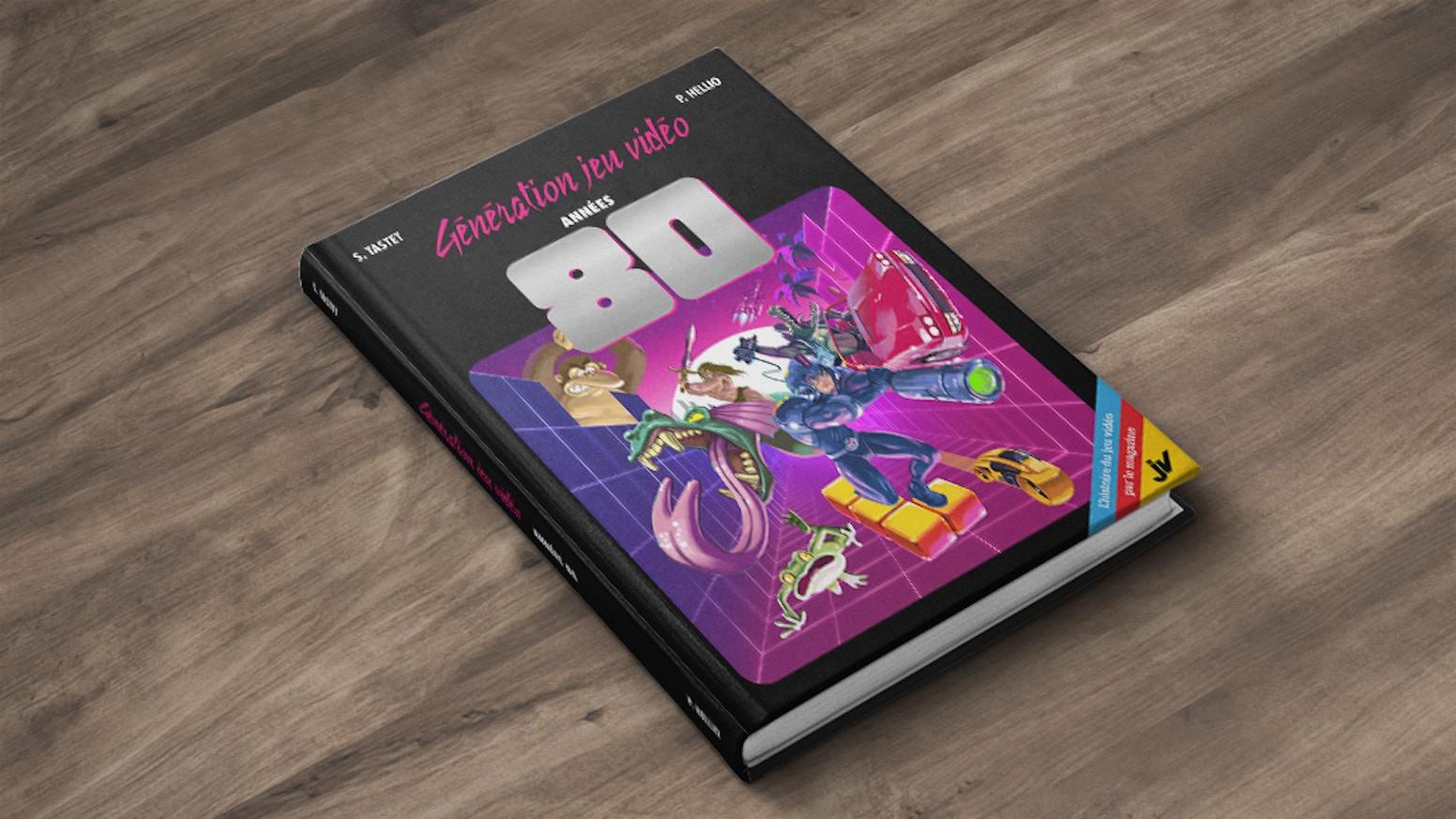 g n ration jeu vid o ann es 80 by jv le magazine de la culture jeu vid o kickstarter. Black Bedroom Furniture Sets. Home Design Ideas