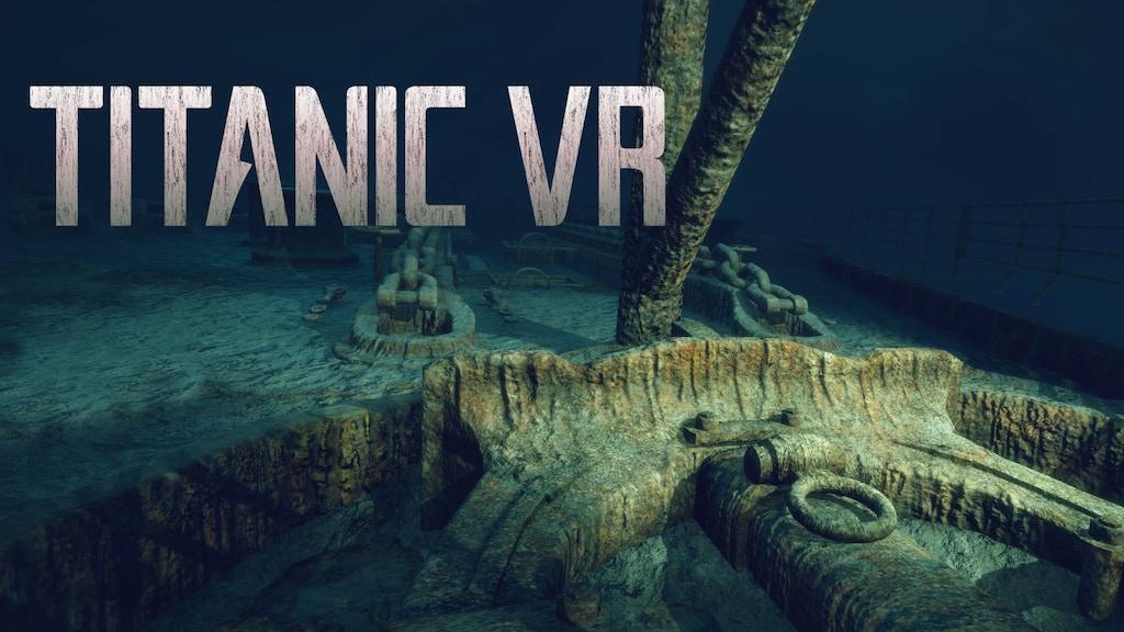 Titanic VR project video thumbnail