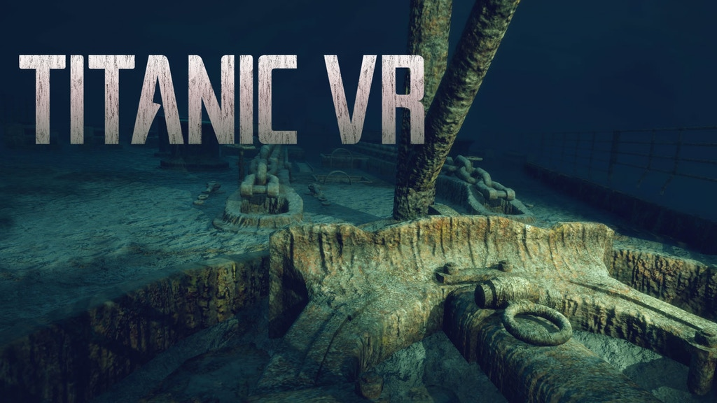 Titanic VR project video thumbnail