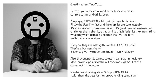 Yoko Taro, Director of Nier: Automata