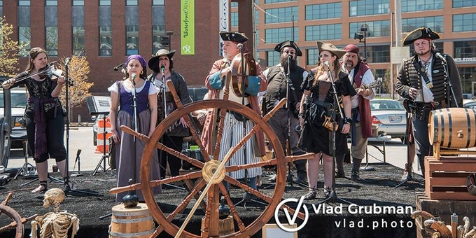 Fells Point Privateer Festival 2016