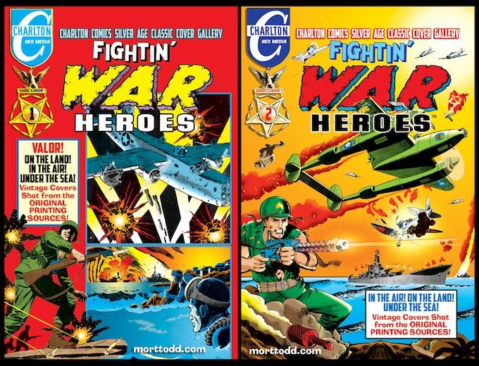Fightin' War Heroes Volume 1 & 2