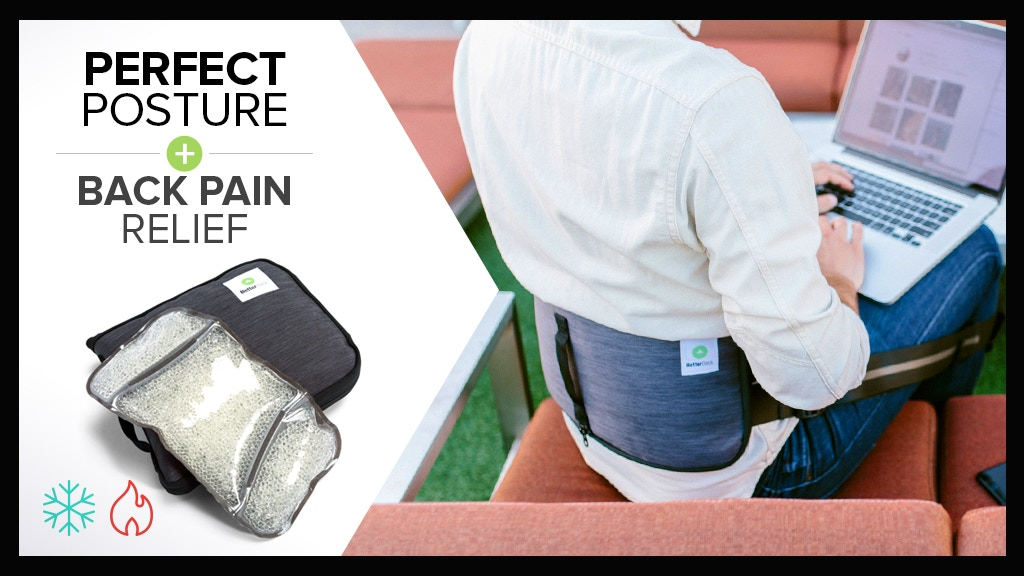 Get Perfect Posture Effortlessly + Back Pain Relief /2nd Gen project video thumbnail