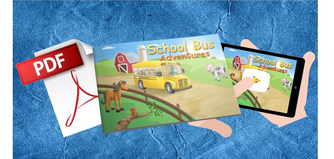 Softcover Book + eBook + Storytelling video access