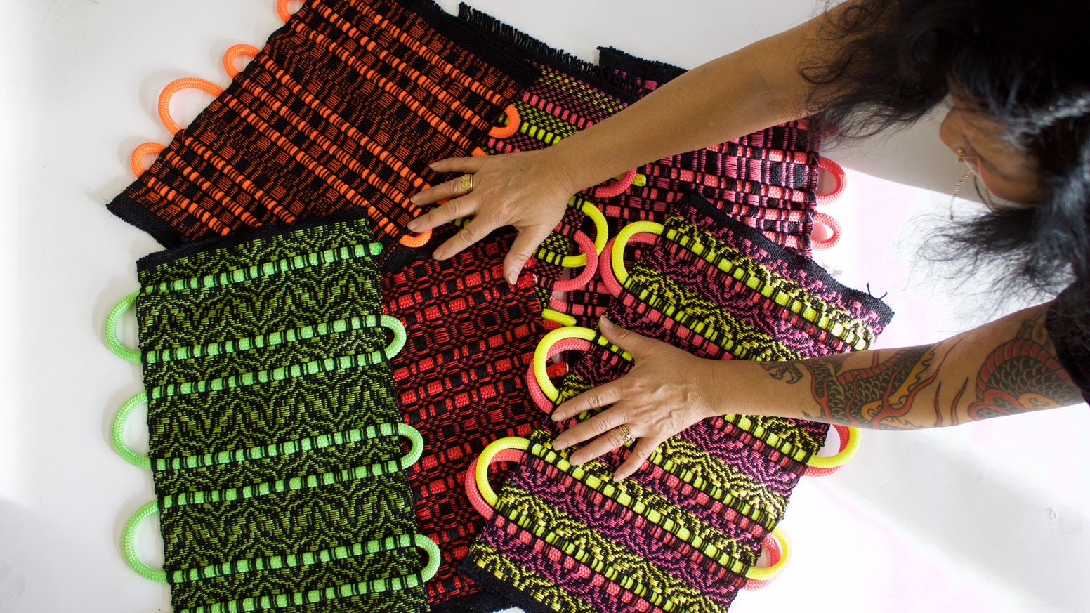 Mexican Textile Project By Weaving Hand Kickstarter