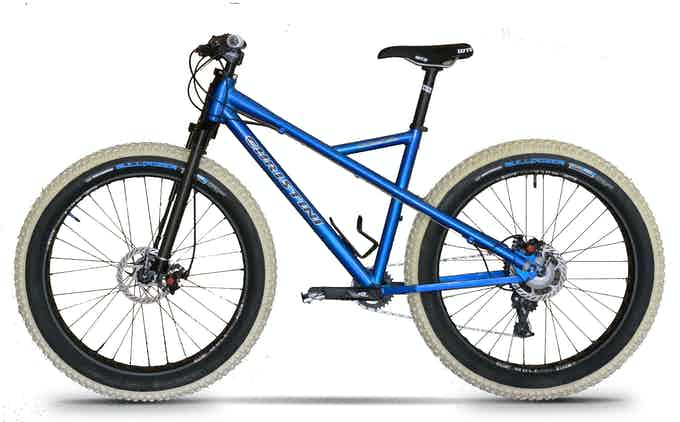 "CHRISTINI AWD 4"" Fat Split Frame Design"