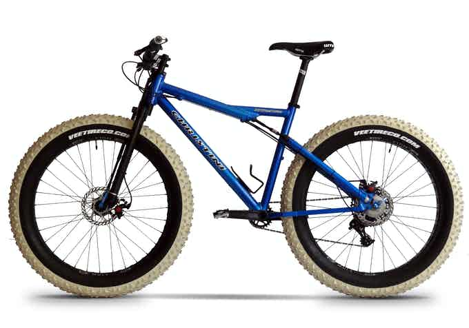 "CHRISTINI AWD 5"" Fat - Kate's South Pole bike"