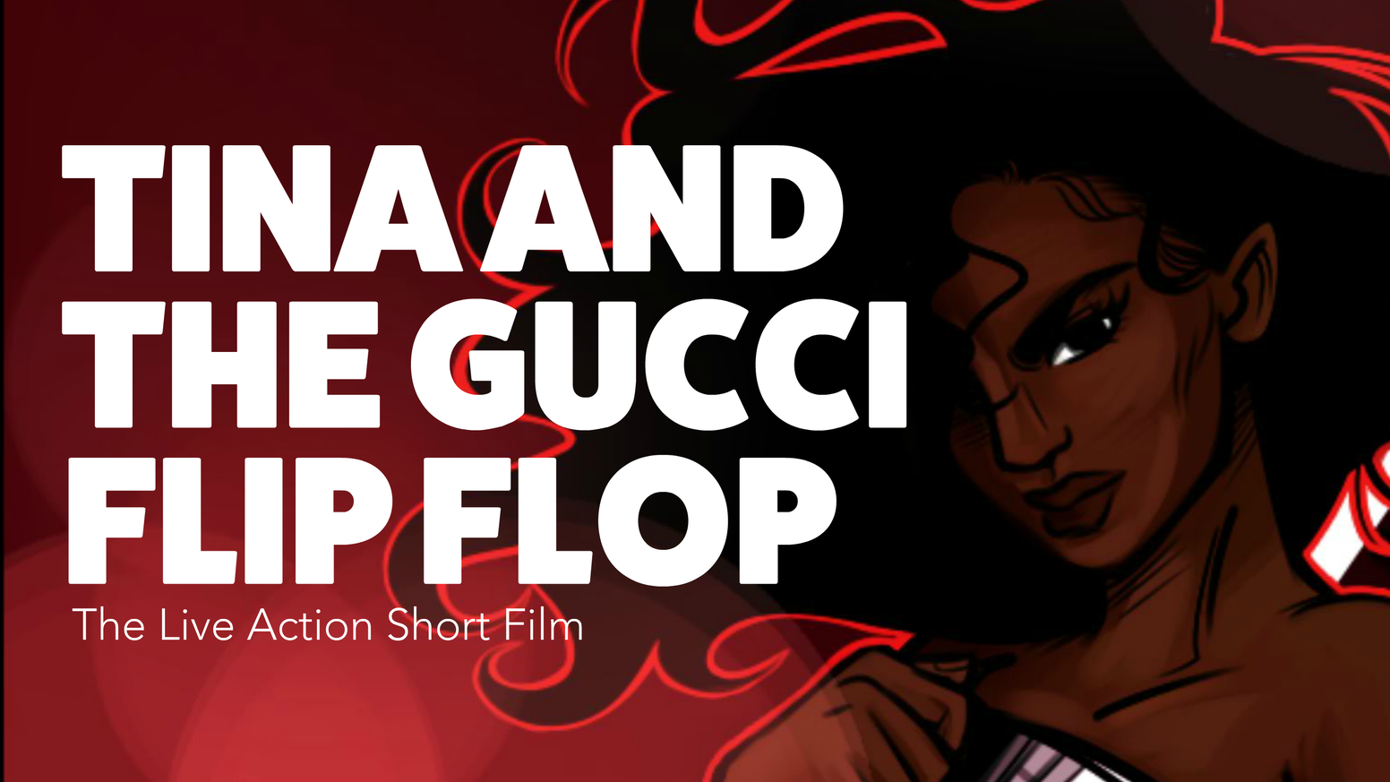 246688cb21e Tina And The Gucci Flip Flop  The Live Action Short Film by Xavier ...