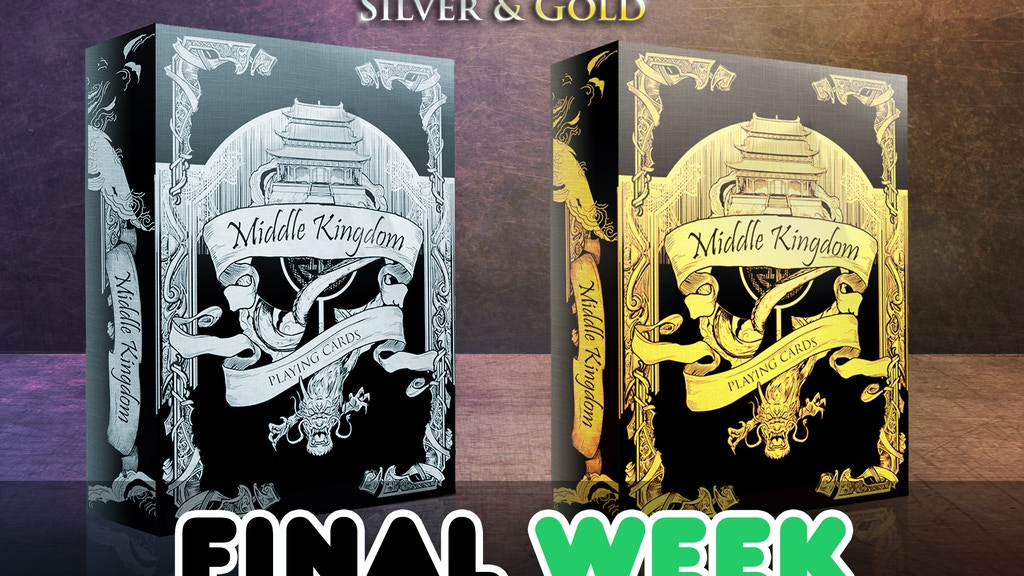 Middle Kingdom Silver and Gold project video thumbnail