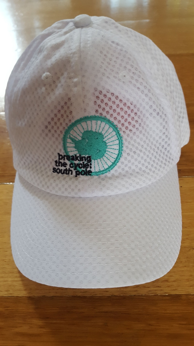 Breaking the Cycle Hat by 'Winning Spirit'