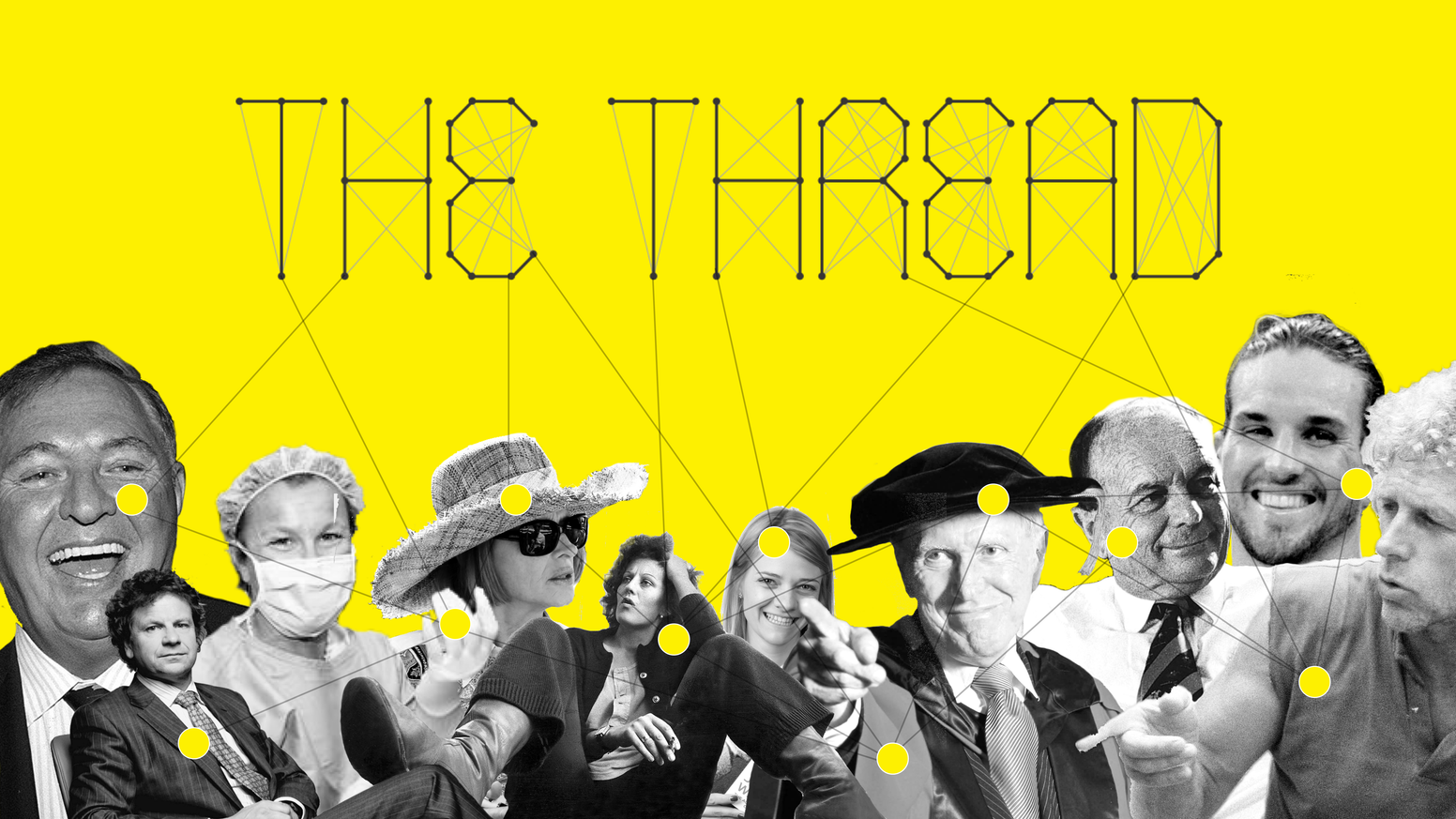 The Thread: A 10-Part Documentary Web Series by Hugh Minson