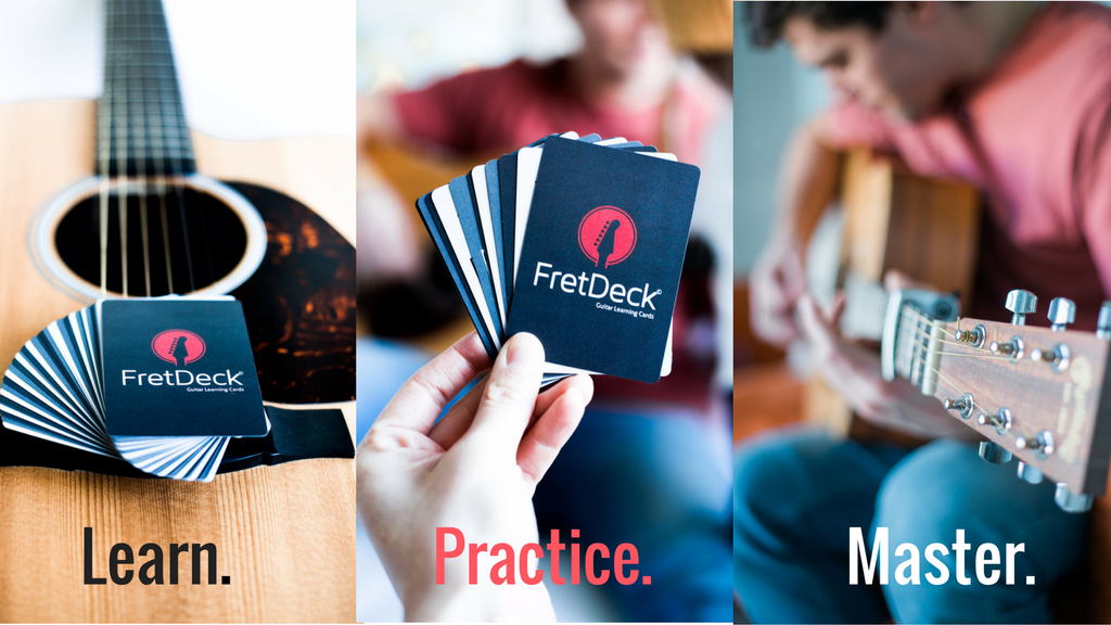 FretDeck: Guitar Learning Cards project video thumbnail