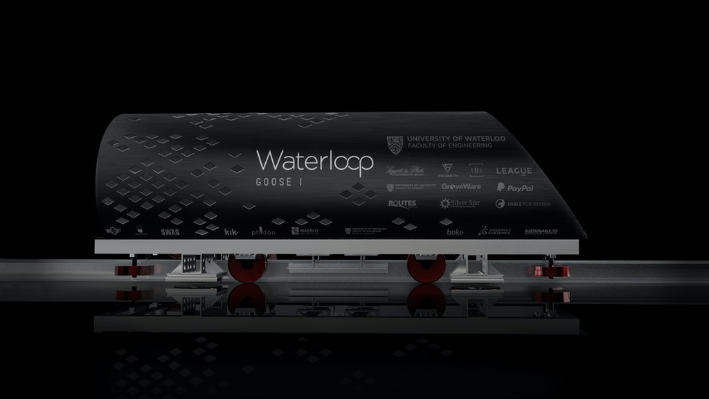 Waterloop: The Canadian SpaceX Hyperloop Competition Team project video thumbnail